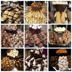 Pre-Dipped Dessert Table