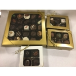 Chocolate Cluster Boxes