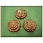 Jungle Animals Chocolate Covered Oreo Cookie