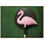 Flamingo Round Pop