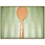 Sports - Tennis Racket (Large)