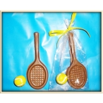 Sports - Tennis Racket and Ball (Mini)