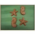 Starfish and Seahorse Assortment
