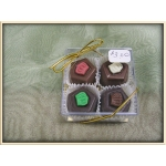 Box of Four Truffles