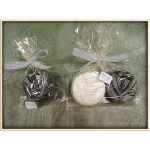 Bridal Dress and Tuxedo Chocolate Covered Oreo Cookies (set)