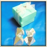 Tiffany Box with Chocolate Diamonds