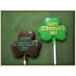 Shamrock Happy St. Patrick's Day Pop