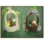 Edible Chocolate Easter Basket (Only)