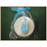 Hanukkah Dreidel Chocolate Covered Oreo Cookie