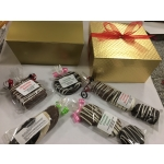 Chocolate Dipped Items Boxed